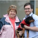 laura_james published Mabel the dog is set for bright future thanks to Meir vets
