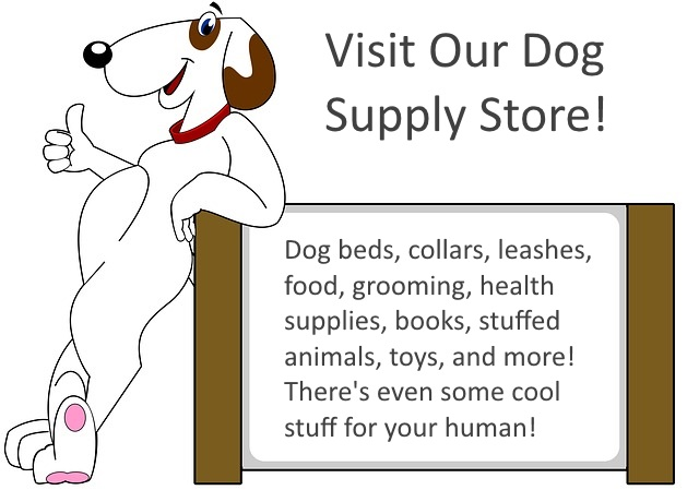 Dog Supplies from dog-gonnit.com